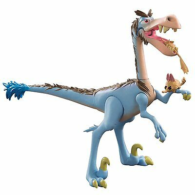 Disney The Good Dinosaur, Bubbha Action Figure, Includes Collectible Critter New