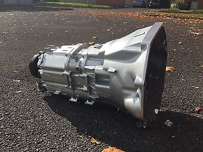 BMW E39 M5 Getrag 6speed Gearbox With Selector
