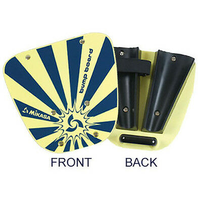 Mikasa Volleyball Training Bump Board-Black/Yellow