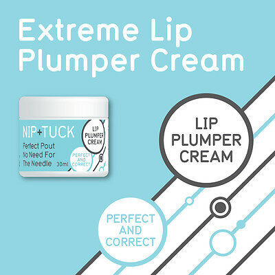 Nip & Tuck Perfect Pout No Need For The Needle Lip Plumper Enlargement Cream