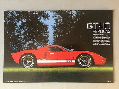 Ford GT40 replicas buying guide - Free P&P