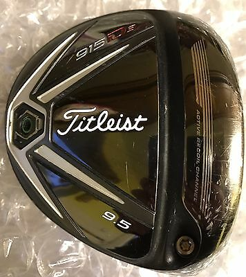 TITLEIST 915 D3 9.5 DEGREE Driver HEAD