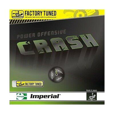 Imperial Factory Tuned Crash Table Tennis Rubber