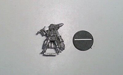Warhammer Mordheim- 1x Witch Hunter Captain (A). Classic metal. OOP
