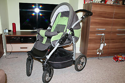 Pushchair Buggy 2in1