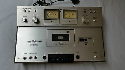 Piastra A Cassette -Tape Deck Akai Gxc 325 D Hi-End!! Extremely Rare