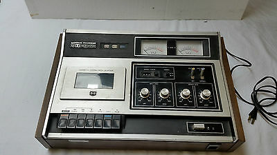 Cassette Stereo Deck- Piastra A Cassette National Panasonic Rs-271 Us