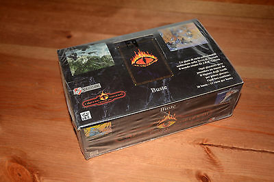 Middle Earth MECCG METW The Wizards BOX DI BUSTE - BOOSTER BOX Italiano SEALED
