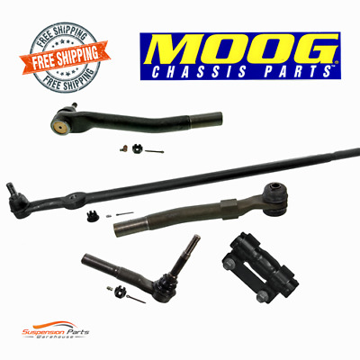 Prime Choice Auto Parts TKDKTK991100 Set of 1 Drag Link and 2 Outer Tie Rods