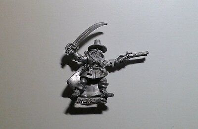 Warhammer Empire- 1x Witch Hunter. Classic metal. OOP