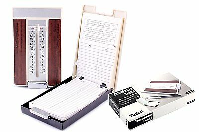 A-Z Slider Flip Open Telephone Address Index Book Store up to 400 Numbers