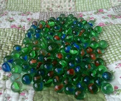 glass marbles new lot of 151 great christmas gift