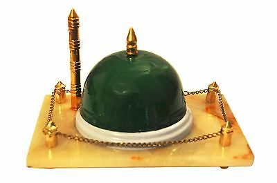 collectible islamic religious Madina makkah table top decorative gift-USA Seller