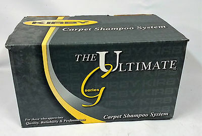 New Kirby Carpet Shampoo System Ultimate G Series