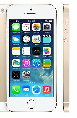 Apple Iphone 5S 16Gb Gold Sim Free Factory Unlocked Mobile Phone Grade A
