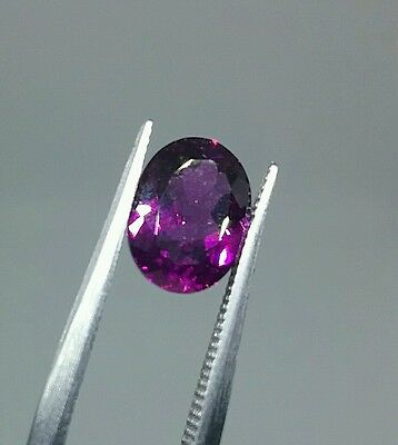 3.50ct. Mozambique Grape Garnet,New Find RARE and BREATH TAKING