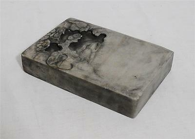 Chinese  Carved  Ink  Stone    10