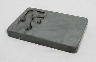 Chinese  Carved  Ink  Stone    13