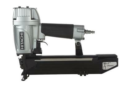 "Hitachi N5024A2 1"" Wide Crown Pneumatic Stapler"
