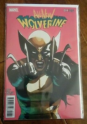 All New Wolverine #14 Francis Yu 1:25 Incentive Variant Marvel NM