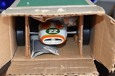 TESTORS Cox .049 INDY Sprite Special Car gas powered Complete In the Box 1970