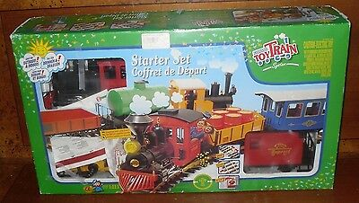 LGB Lehmann Starter Set G Scale Toy Train Indoor / Outdoor System RARE In Box