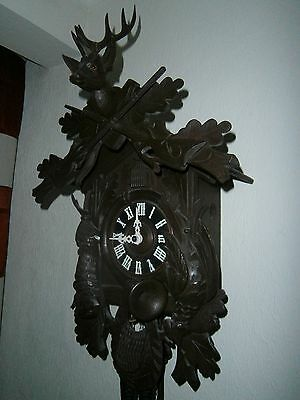 Large cuckoo clock  .1 day