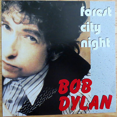 Bob Dylan double CD-Forest City Night