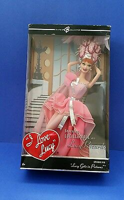 "I Love Lucy ""Lucy Gets In Pictures"" 2006 Barbie Doll by Mattel"