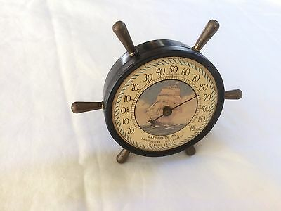 Sail Ship Balderson Inc. Equipment Wamego Kansas Thermometer