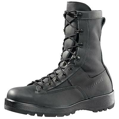 Belleville Cold/ Temperate Weather GoreTex Black Boot 11R Regular LEFT BOOT ONLY