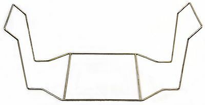 "Stainless Steel Donut Frying Cradle 23"" x 23"""