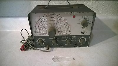 Vintage Accurate Instrument Co. Genometer Model 156