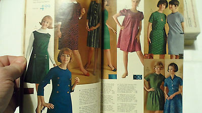 Vintage Simpson Sears 1967 Fall Winter Catalog 832 Pages