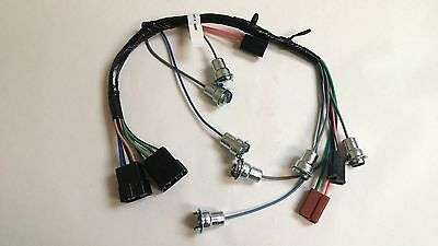 12 circuit ez wiring harness chevy mopar ford street hot rod 1964 1966 chevy pick up truck dash instrument cluster wiring harness gauges