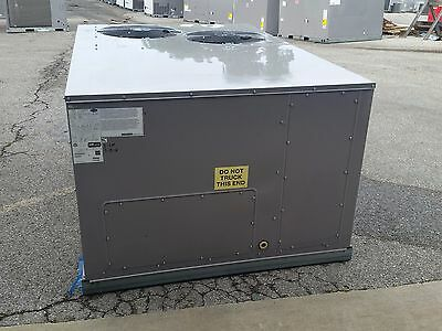 Carrier Commercial 7.5 ton Gas Package unit 460 volts 3 phase