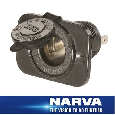 Narva HDRV Power Heavy-Duty Accessory Socket 12/24v 81026BL