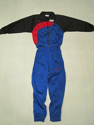Erima Trainings Anzug Jogging Sport Track Jump Suit VTG Deadstock KIDS 1 ca 152