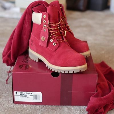 TIMBERLAND MENS CHRISTMAS Naughty Nice Limited Release 6