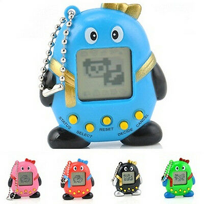 Nostalgic Retro Virtual 168 Pets In 1 Cyber Pet Game Toy Funny Birthday Gift