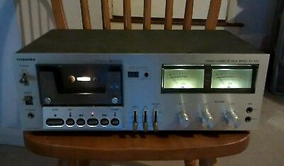 Vintage Toshiba Stereo Cassette Deck
