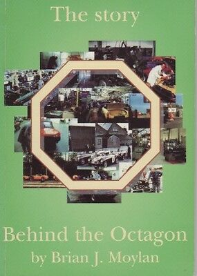 Mg The Story Behind The Octagon Brian J Moylan 1922-1982 Stories Of People At Mg