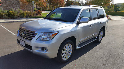 2008 Lexus LX 570 Sport Utility 4-Door 2008 LEXUS LX 570, ONLY 44K MI, DON'T MISS!