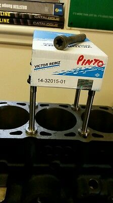 Pinto Head Bolts Victor Reinz Best Quality