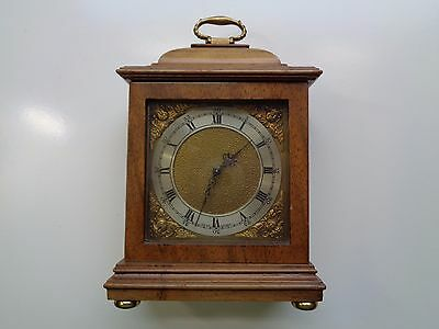 Antique Mantel Clock Georgian Style Elliott London Series Strand Working