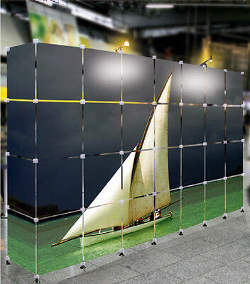 Exhibition Display Stand - Digiplug System (5 per unit)