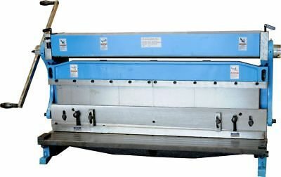 Grip 3 in 1 Shear, Brake 81129 and Roll Sheet Metal Working Machine 760mm