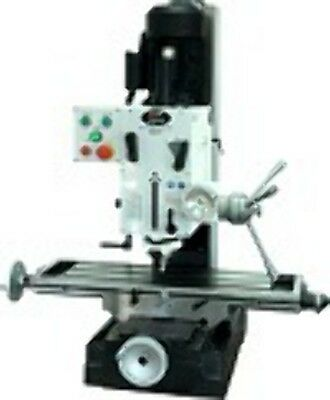 Grip GM45 Gear Head Drilling and Milling Machine