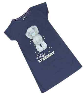 Ex M & S Girls Blue Me To You Tatty Ted Teddy Nightie 2 3 4 5 6 10 12 14 16 Year