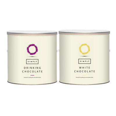 Simply Hot Chocolate Powders (Select your Flavour)